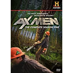 Ax Men - Season 1 (History Channel) (Steelbook)