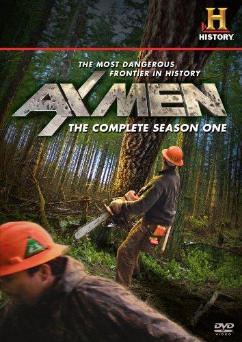 Ax Men - Season 1 (History Channel) (Steelbook)
