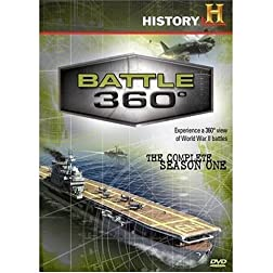 Battle 360 - Season 1 (History Channel) (Steelbook)
