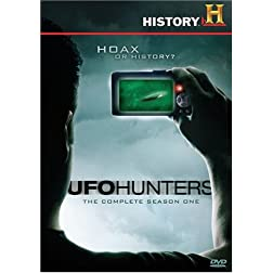 UFO Hunters - Season 1 (History) (Steelbook)