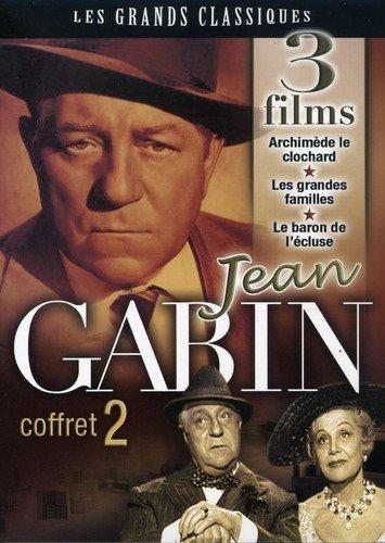 Jean Gabin Coffret 2