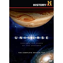 The Universe - The Complete Season Two (History) (Steelbook)