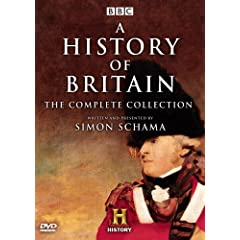 A History of Britain - The Complete Collection (2008 Repackage)