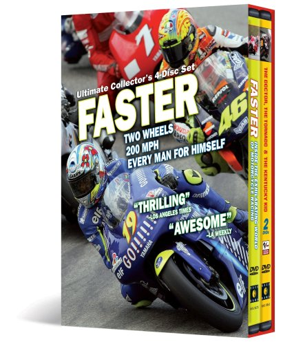 Faster - Ultimate Collector's 4-Disc Set (Faster / The Doctor, the Tornado and the Kentucky Kid)