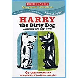 Harry the Dirty Dog... and More Playful Puppy Stories (Scholastic Storybook Treasures)