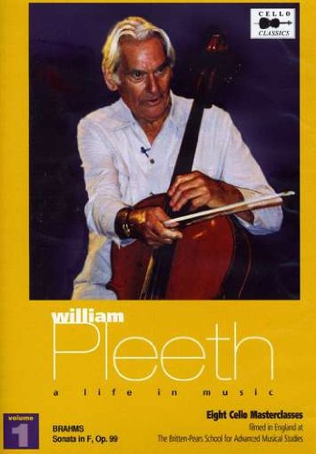 William Pleeth: A Life In Music, Vol. 1
