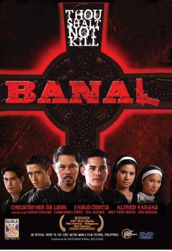 Banal - Philippines Filipino Tagalog DVD Movie
