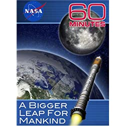 60 Minutes - A Bigger Leap For Mankind (April 6, 2008)