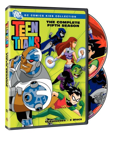 Teen Titans - The Complete Fifth Season