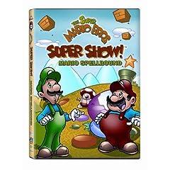 Super Mario Bros: Mario Spellbound