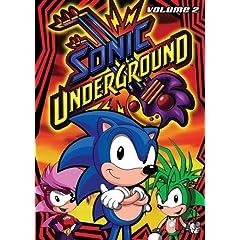 Sonic Underground, Vol. 2