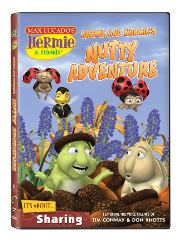 Hermie & Friends: To Share Or Nut To Share
