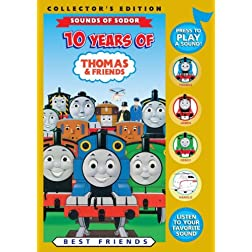 Thomas & Friends: 10 Years of Thomas (Spkg)