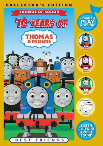 Thomas & Friends: 10 Years of Thomas (Spkg)