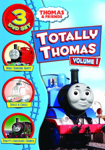 Thomas and Friends: Totally Thomas!, Vol. 1