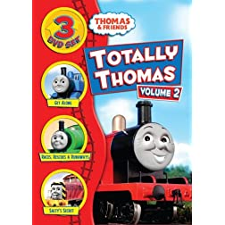Thomas and Friends: Totally Thomas!, Vol. 2