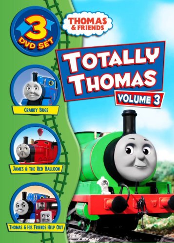 Thomas and Friends: Totally Thomas!, Vol. 3