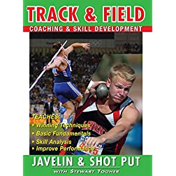 Track & Field: Javelin & Shot Put