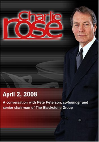 Charlie Rose - Pete Peterson (April 2, 2008)