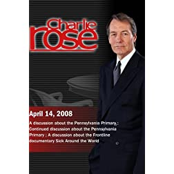 Charlie Rose (April 14, 2008)