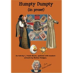 Humpty Dumpty - In Prose!