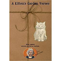 A Kitten's Garden Verses