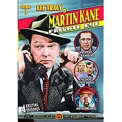 Martin Kane Private Eye Vol 3