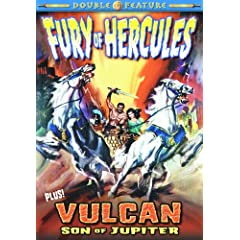 Sword and Sandal Double Feature: Fury of Hercules / Vulcan, Son of Jupiter