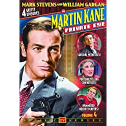Martin Kane Private Eye - Volume 4