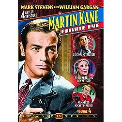 Martin Kane Private Eye - Volume 4