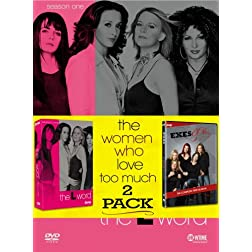 The Women Who Love Too Much 2 Pack