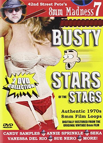 42nd Street Pete's 8mm Madness 7: Busty Stars