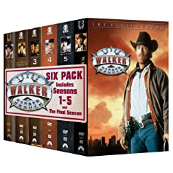 Walker, Texas Ranger: Seasons 1-5 and the Final Season
