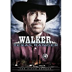 Walker, Texas Ranger: The Complete Fifth Season