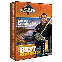 The Best Of Kent Hrbek Complete Set Season 1 Vol 1-6