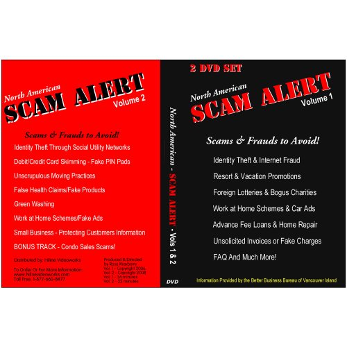 North American Scam Alert Volumes 1 & 2