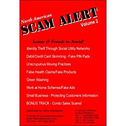 North American Scam Alert DVD Volume 2