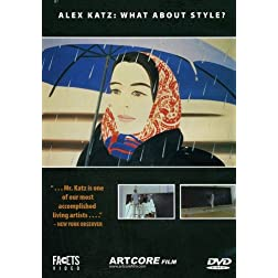 What About Style? Alex Katz: A Painter's Painter