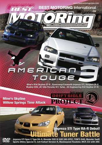 Best Motoring International: American Touge 3