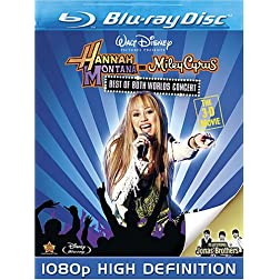 Best of Both Worlds Concert: The 3-D Movie [Blu-ray] Extended Edition