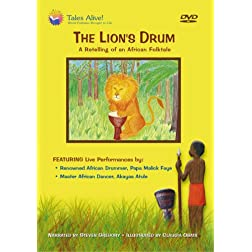 The Lion's Drum - a Retelling of an African Folktale