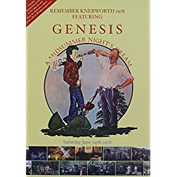 Remember Knebworth 1978: Featuring Genesis - A Midsummer Night's Dream