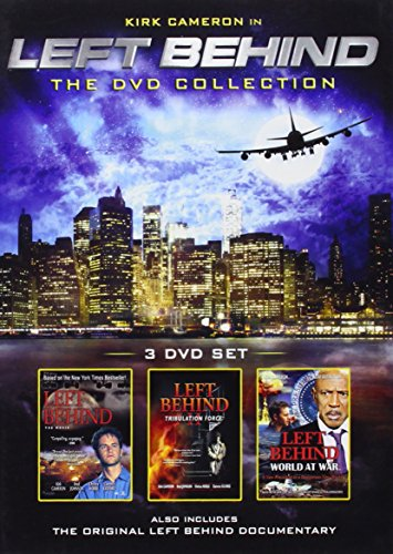 Left Behind - The DVD Collection (Left Behind / Left Behind II - Tribulation Force / Left Behind - World at War)