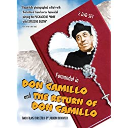 Don Camillo &amp; The Return of Don Camillo