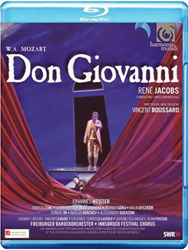 Don Giovanni [Blu-ray]