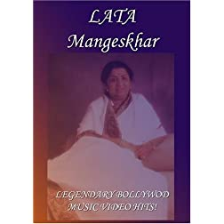 Lata Mangeshkar: Legendary Bollywood Music Video Hits
