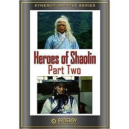 Heroes of Shaolin II