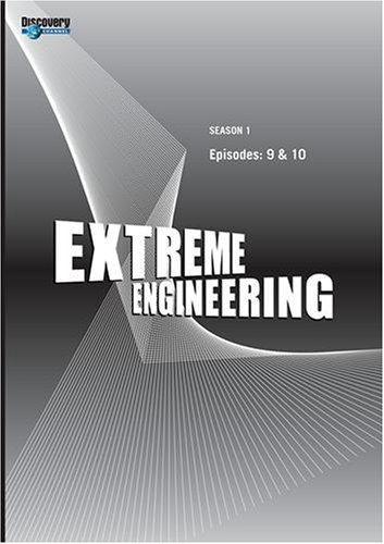 Extreme Engineering Season 1 - Episodes: 9 & 10 (Part of 5 DVD set)