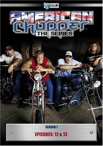 American Chopper Season 1 - Episodes: 12 & 13 (Part of DVD set)
