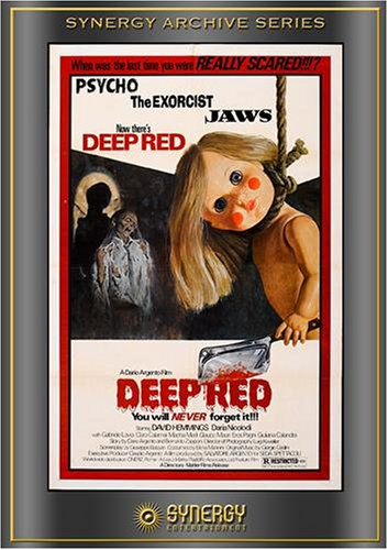 Deep Red Hatchet Murders
